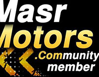 MasrMotors Car Club membership card
