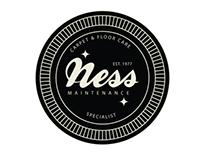 Ness Maintenance Logo Concepts