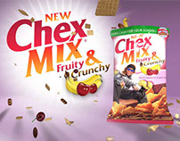 Chex Mix - Fruity and Crunchy - Pitch Video