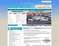 Auto Transport Quotes Design and Development