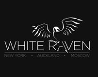 White Raven Ident