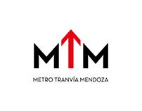 MTM - Metro Tranvia Mendoza | Re - Branding
