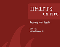Hearts On Fire, book cover design