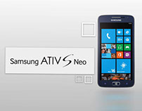 Sprint - Samsung ATIV S Neo Sizzle Video