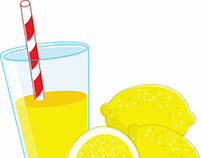 Lemonade, illustration