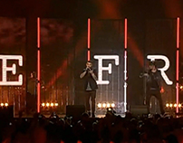 Guy Sebastian's 2012 ARIA Performance