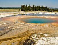 Hot Springs in Wyoming