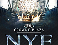 Crown Plaza NYE