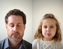 Family Portraits Reimagined