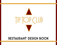 Tip Top Club: Restaurant Identity Project