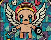 The Binding of Isaac: Afterbirth official shirts