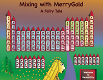 Mixing with MerryGold: A Fairy Tale