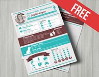 Resume Designer – FREE Resume / CV Template