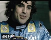 spot Fernando Alonso Mutua Madrileña
