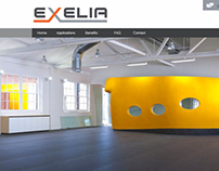 Exelia Website Site