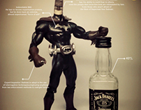 BATMAN (DRINK RESPONSIBLY)