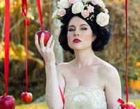 A Fabricated Tale of Snow White