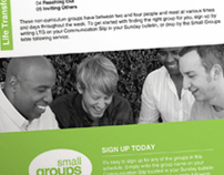 Small Groups Brochure