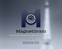MagnetGram Website 2013