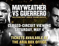 ARIA | Mayweather Vs. Guerrero