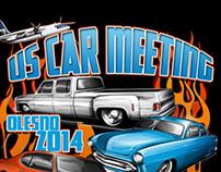 logo/event poster DETROIT IRON club in Poland