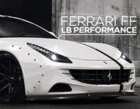 Liberty Walk Ferrari FF