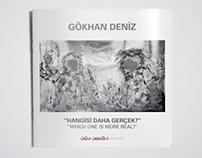 Gökhan Deniz - Sergi katalog / Exhibition catalog