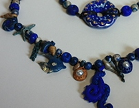 Chain and bracelet, Deep sea dangle