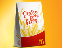 McDonald's Shake Shake fries