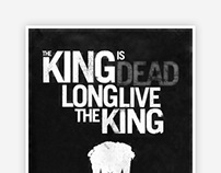 The King is dead. Long live the King