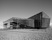 Harpa, winner of the 2013 Mies van der Rohe Award