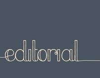 { Editorial }