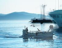 La Ciotat, le port version 1