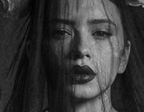 Dark Rose for Dark Beauty Mag