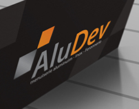 Logo Aluminium Developpement Redesign