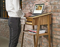 Standing desk / lecture SIXtematic