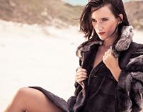 Ottimo Leather & Fur Autumn Winter Campaign 2014