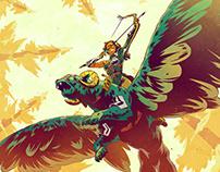 Beastlands #2 Variant Cover