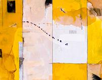"""Paintings - """"Artist"""",  2009."""