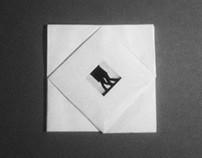 Kuad Galeri  -  Broşür  /  brochure - invitation
