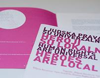 BKV fond | Brochures