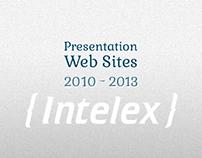 Presentative Sites (2010-2013)