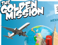 GDF SUEZ - THE GOLDEN MISSION - YouTube Brand Channel