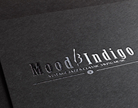 Mood Indigo Jazz Band - Logo