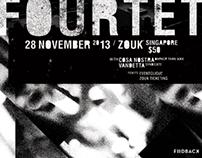 Fourtet 'Live' in Singapore