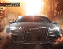 AUDI 3D VISUALIZATION