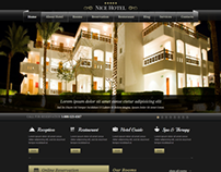 Nice Hotel - Best Responsive Wordpress Template