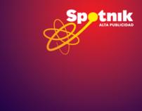 Spotnik — Identidad Corporativa