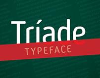 Tríade typeface