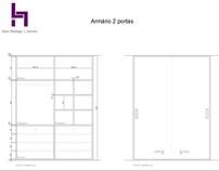 Projetos Arquitetônicos Detalhamento / Desenho Técnico